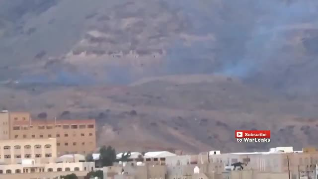 Watch and share Houthi Weapons Depot Goes Off. (reddit) GIFs by forte3 on Gfycat