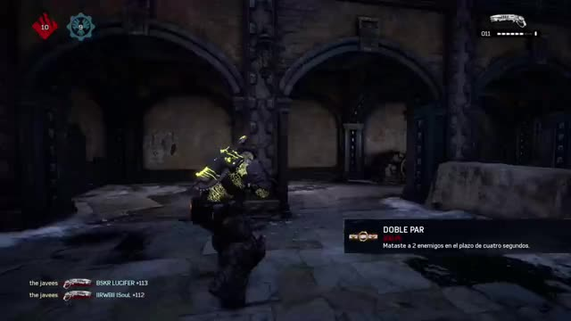Watch this GIF by Gamer DVR (@xboxdvr) on Gfycat. Discover more GearsofWar4, gamer dvr, the javees, xbox, xbox one GIFs on Gfycat