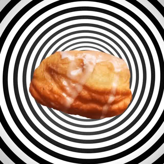 Watch and share Tłusty Czwartek GIFs and Hypnosis GIFs by Super gify z pączkami!!1 on Gfycat