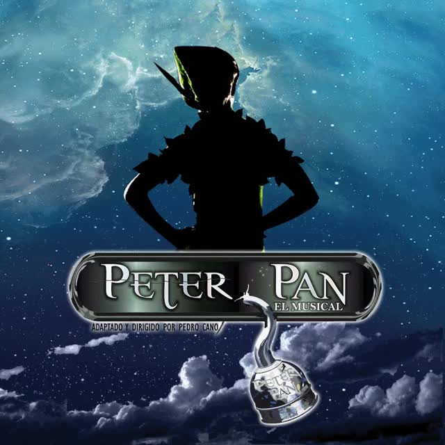 Watch and share Peter Pan El Musical GIFs by ikogifts on Gfycat