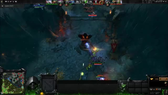 Watch and share For Those Of You Who Think The New Tusk Aghanim Isn't Worth It (reddit) GIFs on Gfycat