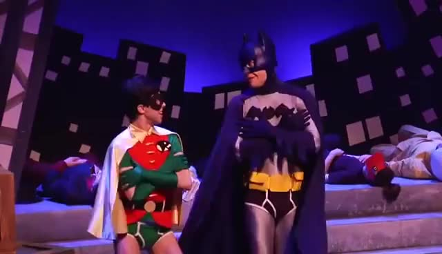 Watch Holy Musical Batman Friendship Ship GIF on Gfycat. Discover more related GIFs on Gfycat