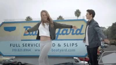 Watch and share Bridgit Mendler GIFs and Shane Harper GIFs on Gfycat