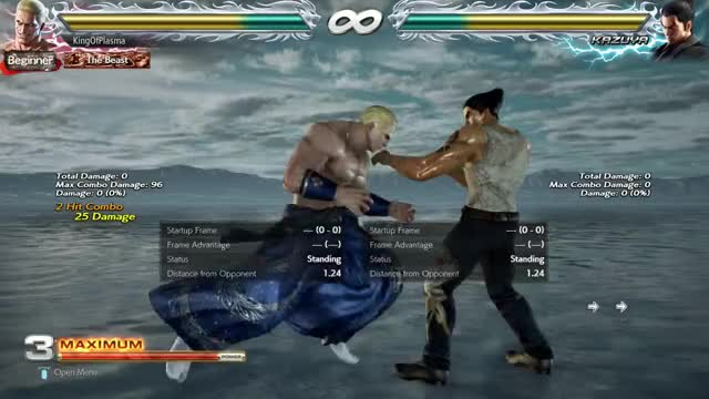 Watch and share Tekken GIFs by snuffychris605 on Gfycat