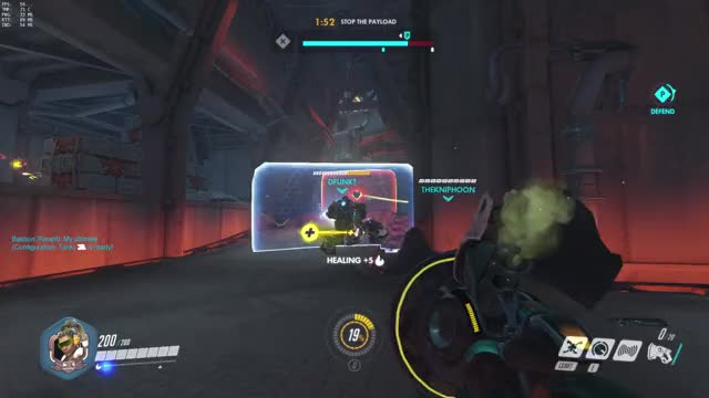 Watch and share Overwatch GIFs and Reaper GIFs by dee253 on Gfycat