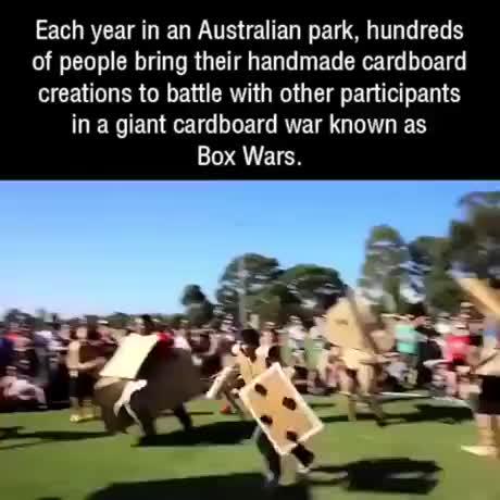 The box wars - gif