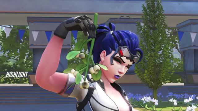 Watch and share Widowmaker GIFs and Highlight GIFs by Close To The Edge on Gfycat