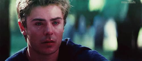 Watch Crying/Tears GIF by Reaction GIFs (@sypher0115) on Gfycat. Discover more Zac Efron, cry, crying, tears GIFs on Gfycat