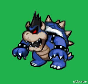 Watch Video Game - Bowser   Tags: Bowser GIF on Gfycat. Discover more related GIFs on Gfycat