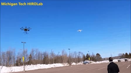 Watch and share Michigan Tech Drone Catcher GIFs by athertonkd on Gfycat