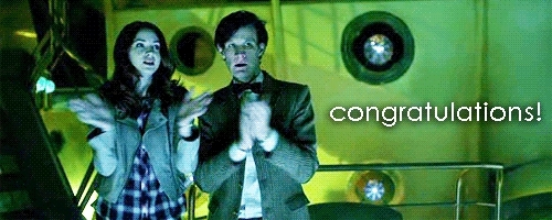 accomplishment, celebrate, congrats, congratulations, good job, great job, party, props, way to go, yay, congrats GIFs