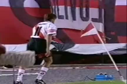 Watch and share Gol De Celso Ayala A Boca Juniors (Año 1997 - Resultado 3 A 3) GIFs on Gfycat