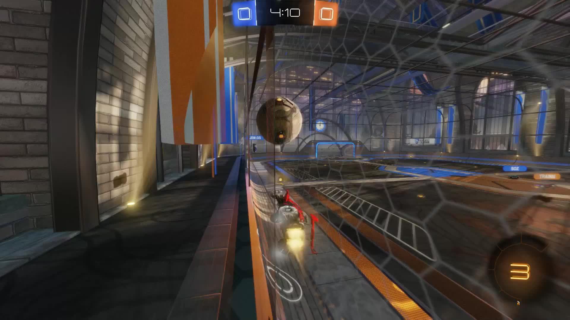Gif Your Game, GifYourGame, Goal, Rocket League, RocketLeague, milk, Goal 1: milk GIFs