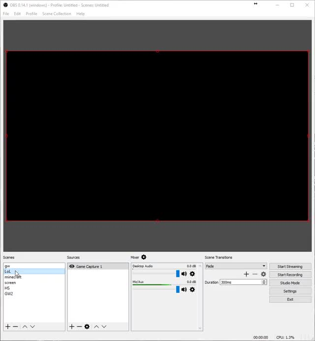 Watch and share Enabling Overlay GIFs and Obs Studio GIFs by leokonami on Gfycat