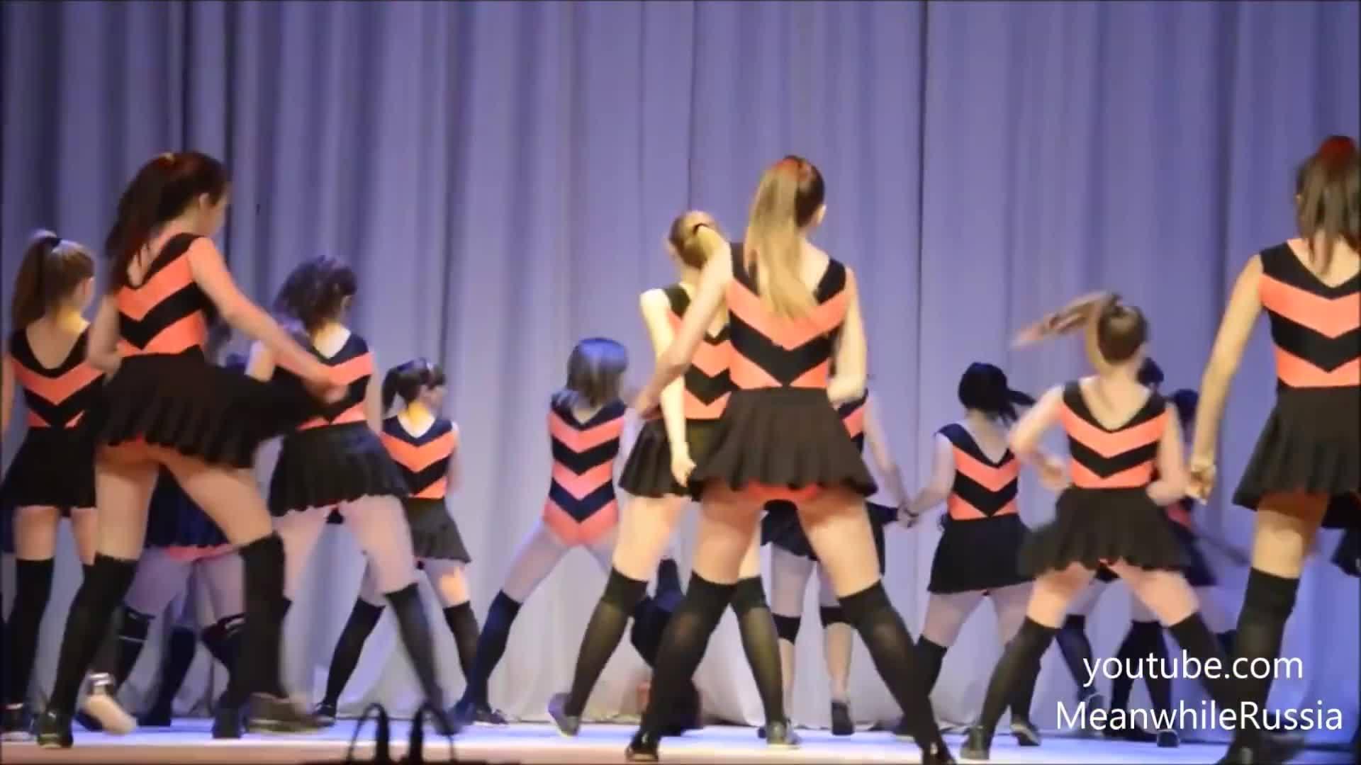 Russian Girls Twerking In Winnie The Pooh Gif Find Make Share Gfycat Gifs