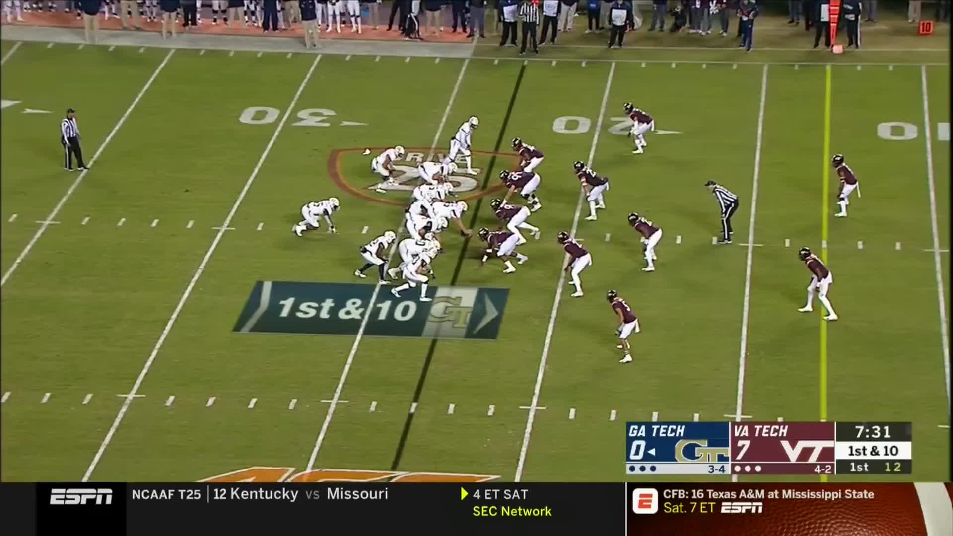 Jerry Howard 15 Yard Run