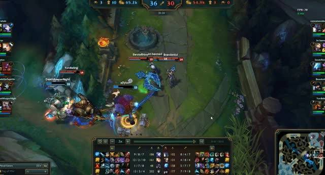 Watch and share Best Alistar Na GIFs by nairys on Gfycat