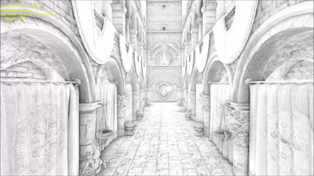 Watch Screen-space Ambient Occlusion GIF by @algorythmik on Gfycat. Discover more 3D rendering, OpenGL GIFs on Gfycat