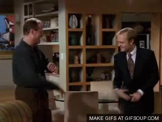 Any fans of Frasier out there? GIFs
