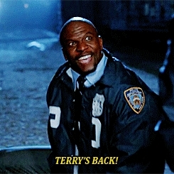 terry crews, Brooklyn Insider Terry Crews Tackle Terrys Back GIFs