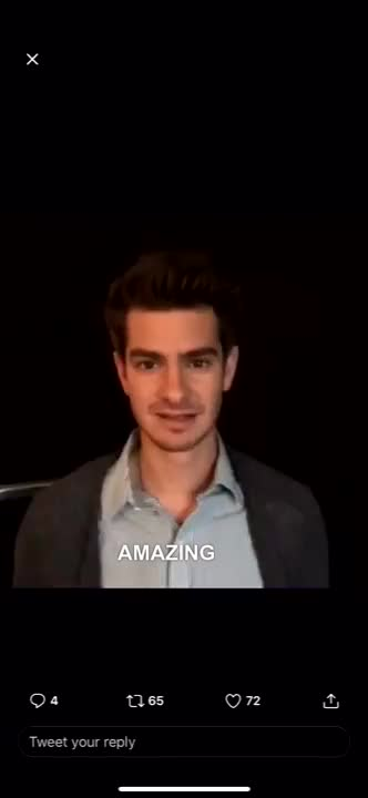Watch and share Andrew Garfield GIFs and Celebs GIFs by urbrother420 on Gfycat