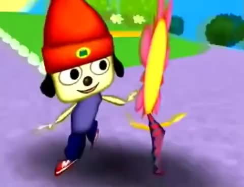 Watch and share Derfsonic GIFs and Parappa GIFs on Gfycat