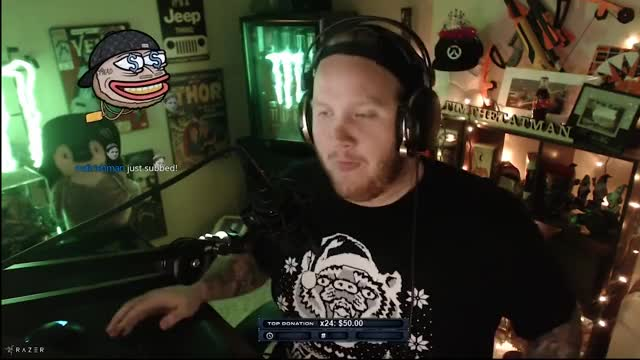 Timthetatman Brings Back the Body Roll