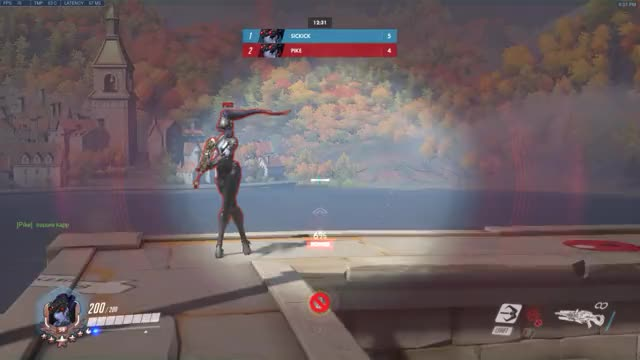 Watch Pike 1 GIF on Gfycat. Discover more overwatch GIFs on Gfycat