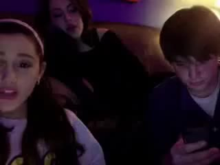 Watch Ariana Grande omegle prank GIF on Gfycat. Discover more related GIFs on Gfycat