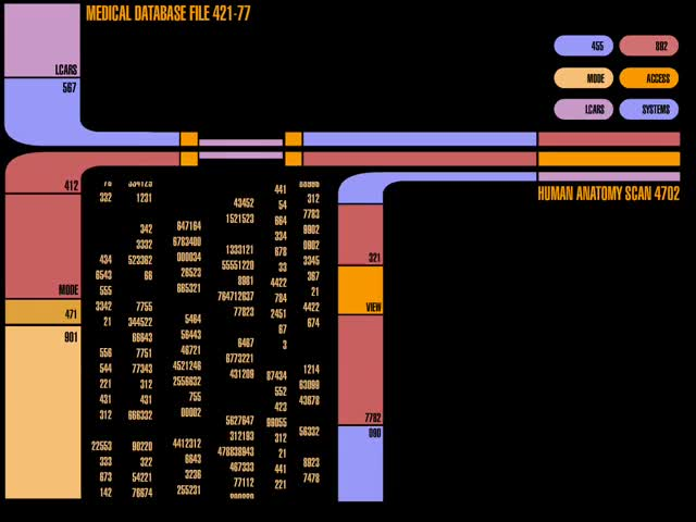 Watch Anatomy Scan GIF by @chaosoverfiend on Gfycat. Discover more Star Trek GIFs on Gfycat
