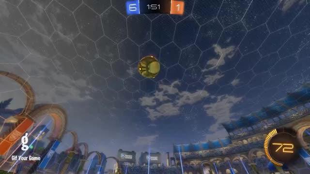 Goal 8: ›Gosu‹ Bl4ckGhost