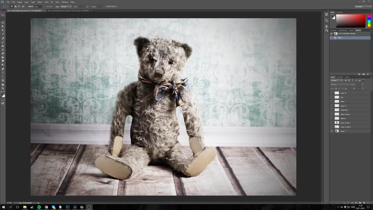 bear, photoshopbattles, /r/photoshopbattles teddy GIFs