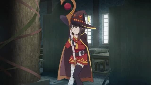 Watch and share Hip Explosion Magic [Kono Subarashii Sekai Ni Shukufuku Wo!] : Animegifs GIFs on Gfycat