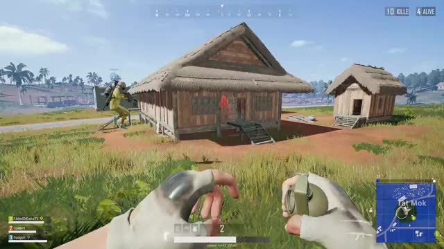 Watch Teamwork With My Dad GIF by @loagurt on Gfycat. Discover more PUBATTLEGROUNDS, pubg GIFs on Gfycat