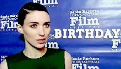 Watch and share Happy Birthday Love GIFs and Rooney Mara GIFs on Gfycat