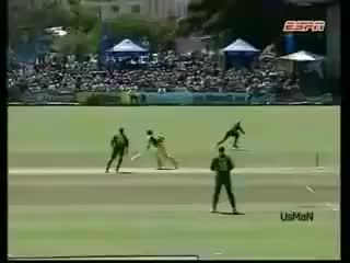 Watch and share AB De Villiers Freakish Effort To Run Out Simon Katich | Cricket (reddit) GIFs on Gfycat
