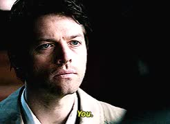 Watch and share Misha Collins GIFs and Deancasedit GIFs on Gfycat