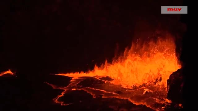 Watch and share Erupciones GIFs and Naturaleza GIFs on Gfycat