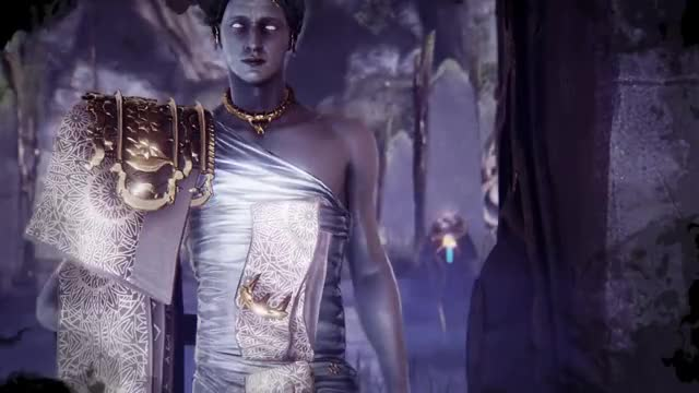 Warframe The Sacrifice 'Umbra' E3 Trailer