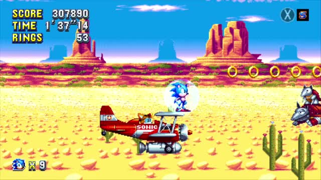 Watch and share Sonic Mania GIFs and Super Sonic GIFs by notjokr on Gfycat