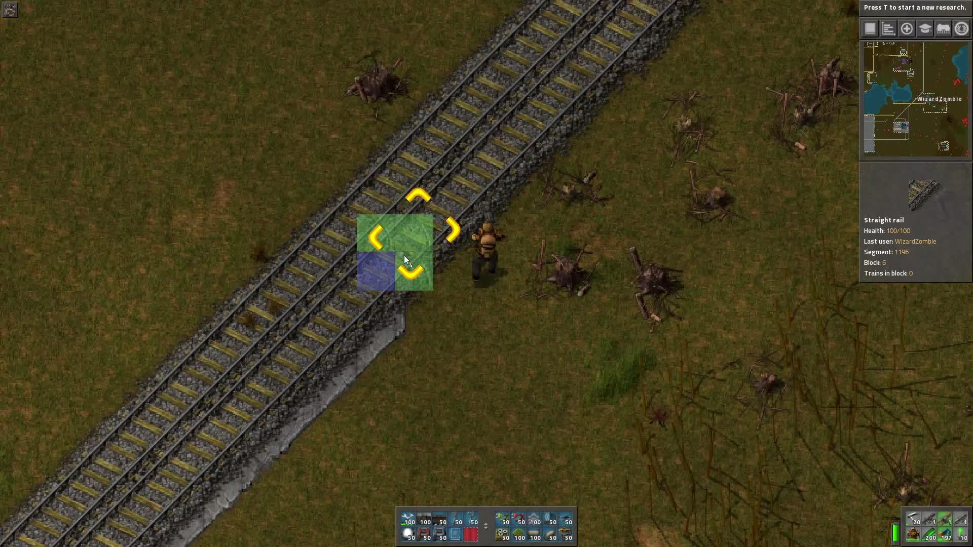 Factorio Train GIFs