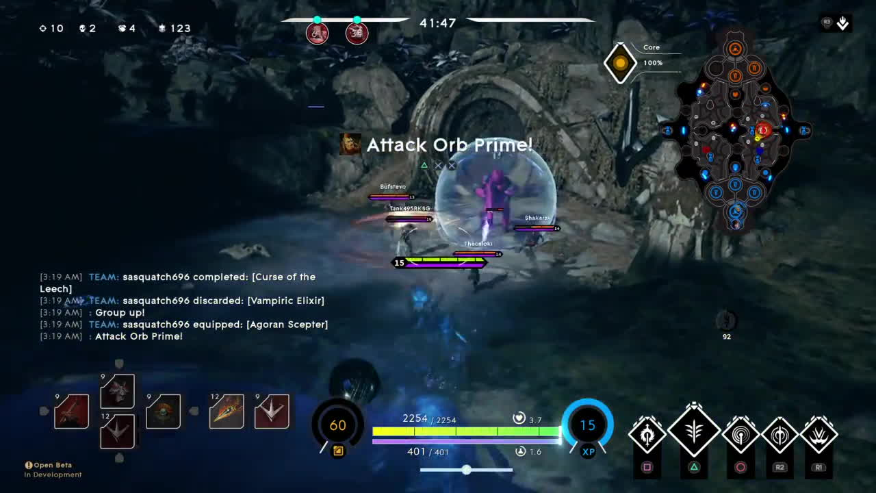 paragon, ps4share, sony interactive entertainment, Paragon - Stealing the prime orb GIFs