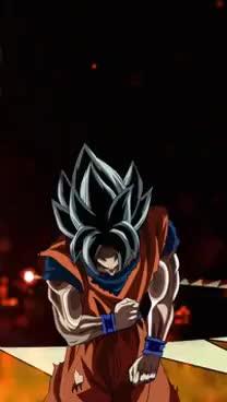 Watch and share Limit Breaker Goku Wallpaper GIFs on Gfycat