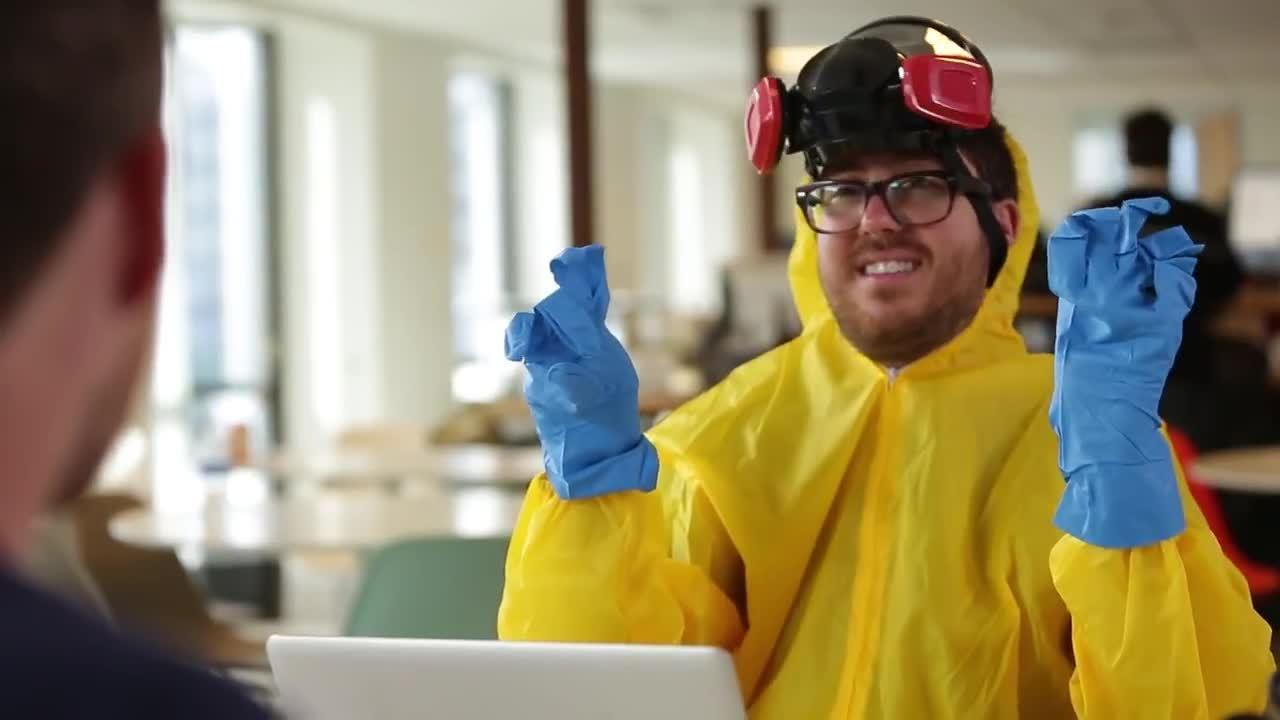 CH originals, Collegehumor, jakeandamir, Jake and Amir: Ebola GIFs