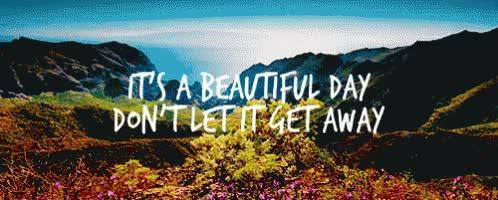 Watch and share Beautiful Day GIFs on Gfycat