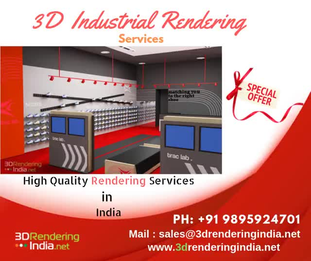 Watch and share 3D Industrial Rendering GIFs by 3D Rendering India on Gfycat