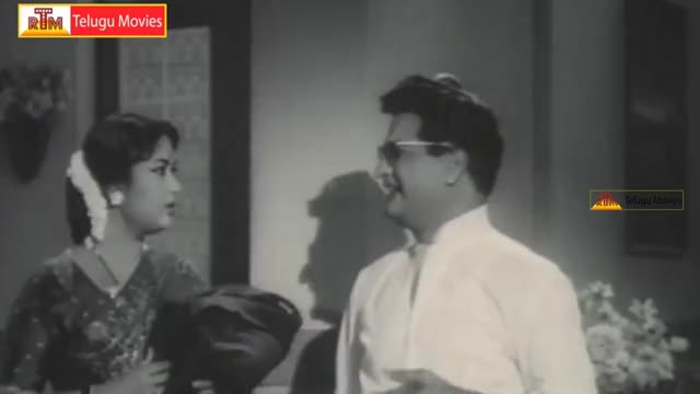 Watch and share Mahanati Savitri And NTR Hilarious Comedy Scenes - Vichitra Kutumbam Movie Scene GIFs on Gfycat