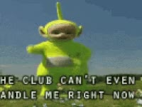 Watch and share Teletubbies, Meme, Club, Dance, Party Hard GIFs on Gfycat