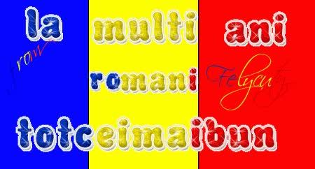 Watch and share La Multi Ani Romani GIFs on Gfycat