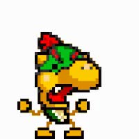 Watch and share Baby Bowser Crunk Dance Photo: Baby Bowser Crunk Dance Babybowser.gif GIFs on Gfycat